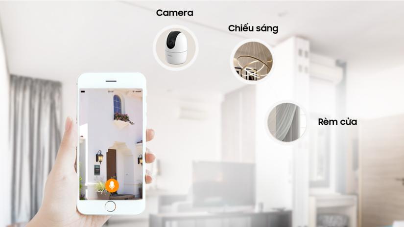 Sunshine Mall chính thức mở bán camera thông minh, hoàn thiện giải pháp nhà thông minh