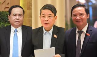 Đề cử 2 tiến sĩ và 1 thạc sĩ để bầu Phó Chủ tịch Quốc hội