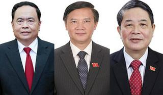 Ủy viên Bộ Chính trị Trần Thanh Mẫn và 2 Ủy viên Trung ương được bầu Phó Chủ tịch Quốc hội