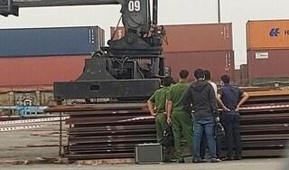 Hải Phòng: Tai nạn lao động, một công nhân cảng thiệt mạng