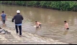Hải Phòng: Chơi bên sông, nam sinh lớp 6 đuối nước