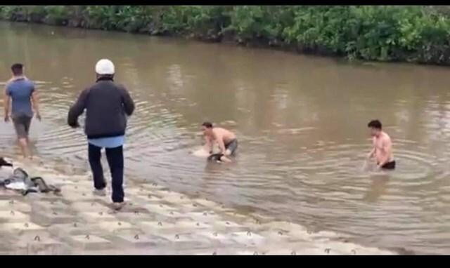Chơi bên sông, nam sinh lớp 6 đuối nước thương tâm