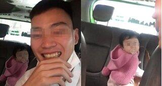 """Tài xế taxi đăng clip """"mẹ não cá vàng bỏ quên con trên xe"""" bị mất việc, sốc tâm lý"""