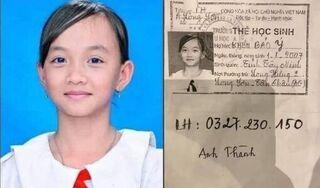 Nữ sinh lớp 7 mất tích bí ẩn khi đi bán vé số