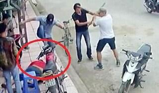 Hải Phòng: Nhóm côn đồ truy sát người dân giữa ban ngày