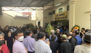 Hà Nội: Đám tang đẫm nước mắt của gia đình 4 người tử vong sau cháy dữ trên phố Tôn Đức Thắng