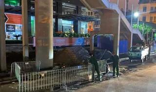 Hà Nội: Bắt giữ nghi phạm sát hại nữ công nhân môi trường ngay trên phố