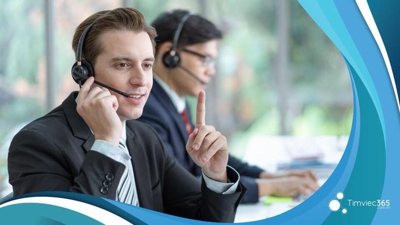 Mẫu CV đẹp và việc làm chăm sóc khách hàng hấp dẫn tại timviec365.com.vn