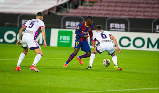 Barca thắng nhọc Valladolid, HLV Koeman vẫn