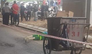 Vụ nữ công nhân vệ sinh bị sát hại: Nước mắt đấng sinh thành