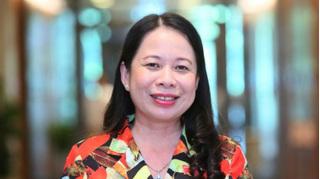 Nữ Bí thư Tỉnh ủy được đề cử để bầu Phó Chủ tịch nước
