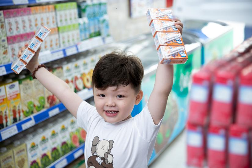 Vượt mốc 500 cửa hàng Giấc mơ sữa Việt, Vinamilk gia tăng trải nghiệm mua sắm cho người tiêu dùng