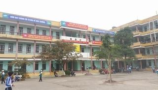 TP Nam Định: Cô giáo cắt tóc học sinh ngay tại lớp