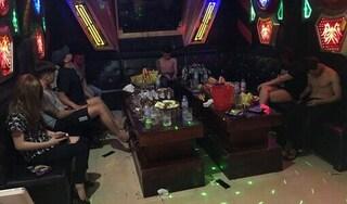 Hải Phòng: Phát hiện 22 đối tượng sử dụng ma túy trong quán karaoke