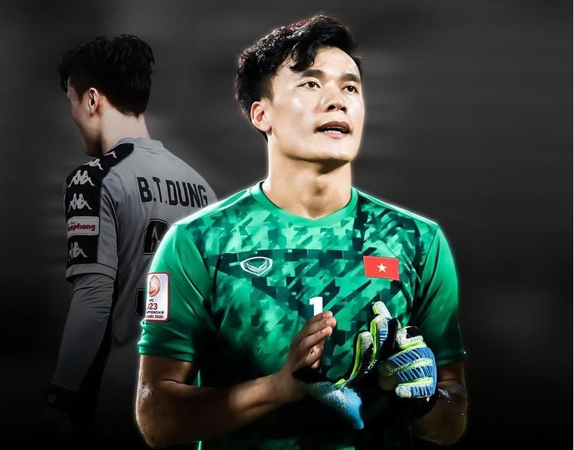 BLV Quang Huy chỉ ra vấn đề của thủ môn Bùi Tiến Dũng
