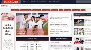 Web Thể Thao 247 – Một thế giới thể thao đúng nghĩa