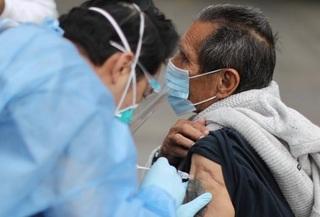 Không có ca mắc mới, trên 55.000 người đã tiêm vắc xin COVID-19