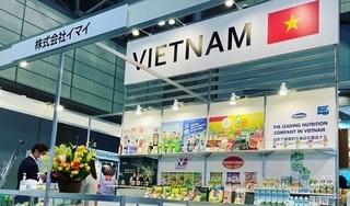 Thương hiệu nước giải khát Việt Nam xuất hiện nổi bật tại Foodex Japan 2021