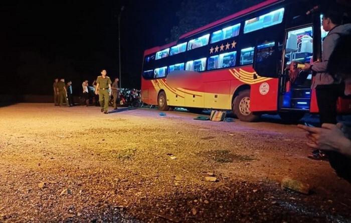 Phát hiện người đàn ông tử vong bất thường trên xe khách Bắc - Nam