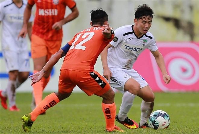 Cầu thủ HAGL và Đà Nẵng tự tin trước trận so tài trên sân Hòa Xuân