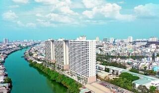 Diamond Lotus Riverside lọt Top 5 công trình xanh tốt nhất 2020