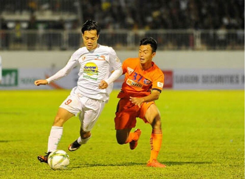 HAGL khuất phục chủ nhà Đà Nẵng với tỷ số 2-0