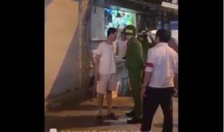 Thanh niên say rượu quỵt tiền taxi, 'cà khịa' cảnh sát 113