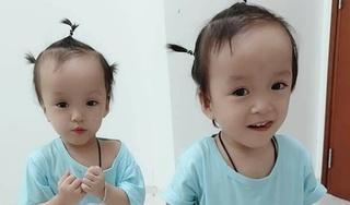 Cặp song sinh Trúc Nhi - Diệu Nhi sau 9 tháng phẫu thuật tách rời