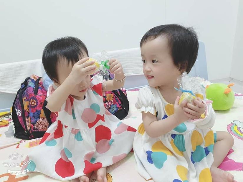Thông tin mới nhất về sức khỏe cặp song sinh dính liền Trúc Nhi - Diệu Nhi