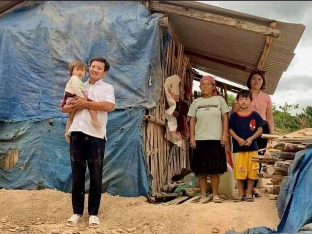 Ông Đoàn Ngọc Hải đổi ý không đòi lại tiền, tiếp tục xây nhà tình thương