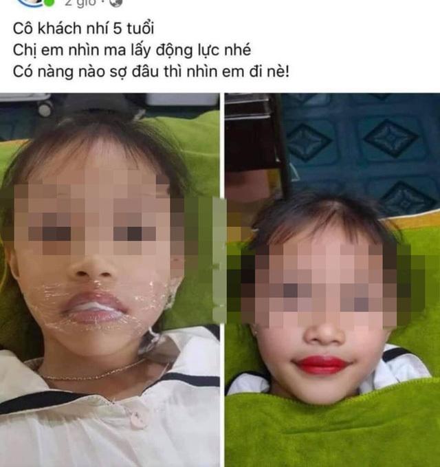 Lộ danh tính người phun môi cho bé gái 5 tuổi, biết sự thật dư luận càng phẫn nộ