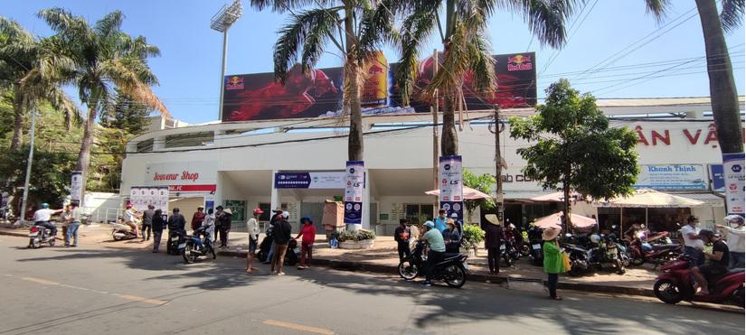 Căng thẳng vé xem HAGL tiếp Nam Định vòng 9 V.League