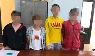 Quảng Ngãi: Giải cứu 8 thiếu nữ bị đánh đập, nhốt trong quán karaoke