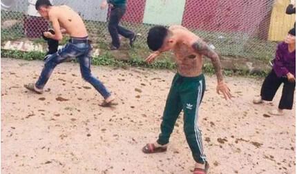 Bắc Giang: Thông tin mới vụ nhóm thanh niên bị tấn công bằng phân trâu, bò