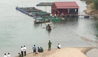 Rủ nhau đi tắm sông Đà, 2 nam sinh bị nước cuốn mất tích