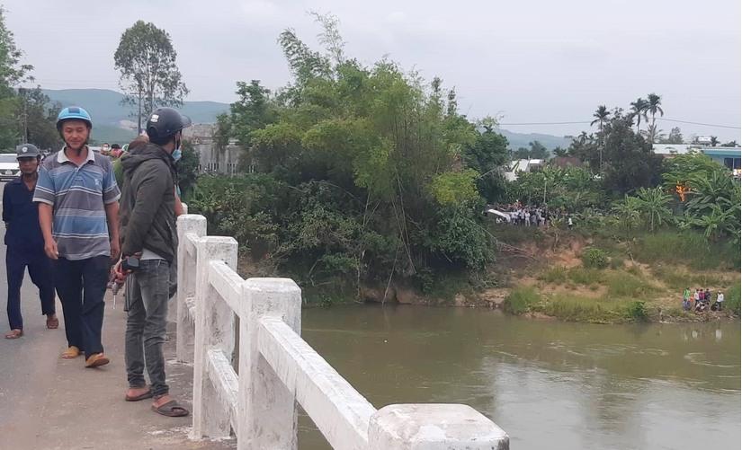 Nam sinh lớp 10 để xe đạp trên cầu, nhảy sông Vu Gia tự tử