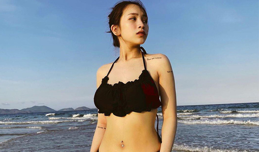 """""""Cô dâu Nam Định 200 cây vàng"""", con gái tỷ phú Minh Nhựa đẹp phồn thực sau khi sinh nở"""
