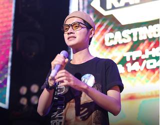 Cháu nội 7 đời của Cao Bá Quát bất ngờ đi thi Rap Việt mùa 2