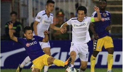 Hà Nội FC mất hai trụ cột ở trận làm khách của HAGL