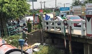 TP Thủ Đức: Điều tra vụ việc người đàn ông nằm chết dưới gầm cầu
