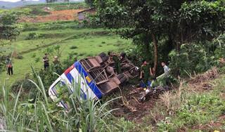 Quảng Ninh: Xe chở công nhân gặp nạn, 1 người thiệt mạng, nhiều người bị thương