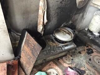 Quảng Ninh: Rò rỉ bình gas, bố chồng và con dâu bị bỏng nặng