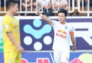 Xuân Trường lập siêu phẩm giúp HAGL hạ gục Hà Nội FC trên sân nhà