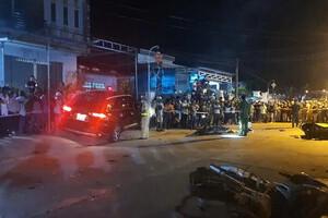 Tạm giam tài xế ô tô say xỉn tông 7 người thương vong ở Quảng Nam