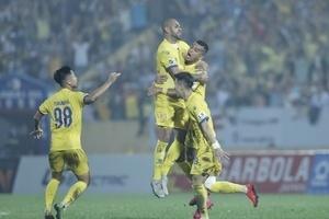 CLB Nam Định sở hữu hàng công mạnh nhất V.League 2021