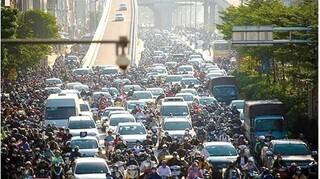 Hà Nội: Yêu cầu không để phát sinh ùn tắc giao thông kéo dài quá 15 phút