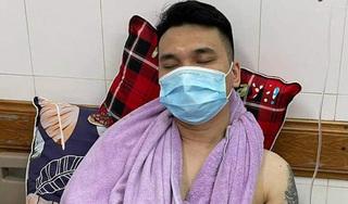 Khắc Việt bị gãy tay, phải làm phẫu thuật ngay trong ngày hôm nay