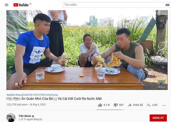 Đăng video dùng chổi quét nhà đập vào đầu người khác, kênh YouTube Nguyễn Văn Lên bị tẩy chay