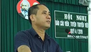 Tạm giữ nghi phạm đâm chết Bí thư phường ở Khánh Hòa