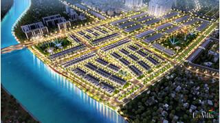 La Villa Green City, khu đô thị đáng sống bậc nhất trung tâm TP. Tân An